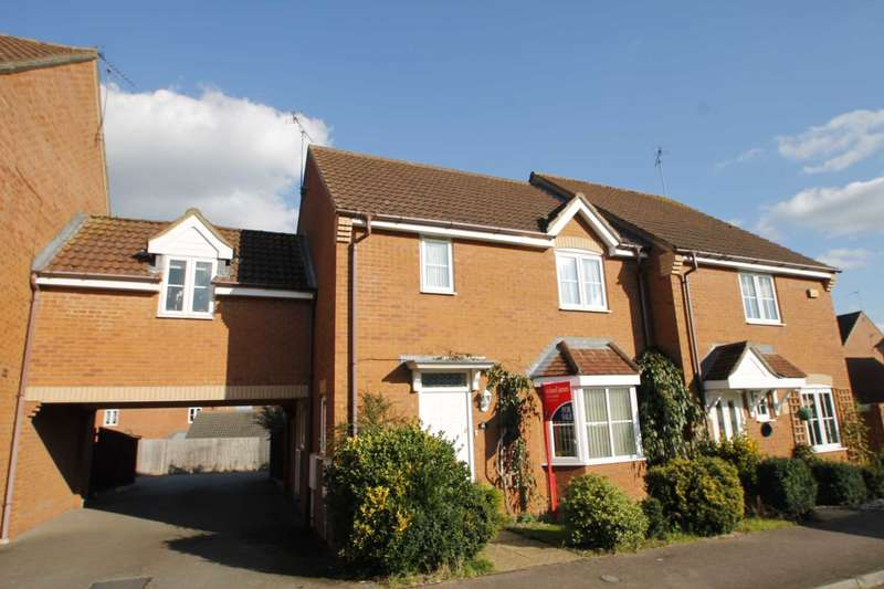 4 Bedrooms Semi Detached House for sale in Ebbw Vale Road, Irthlingborough