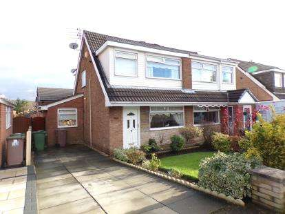 3 Bedrooms Semi Detached House for sale in Victoria Road, Garswood, Ashton-In-Makerfield, Wigan, WN4