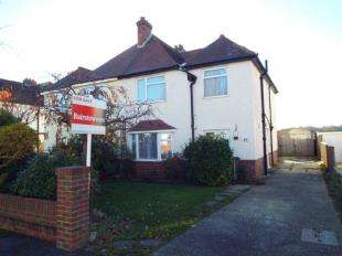 3 Bedrooms Semi Detached House for sale in Shorncliffe Crescent, Folkestone