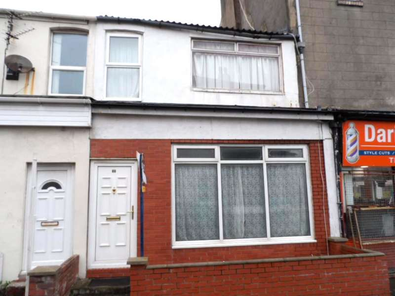 3 Bedrooms Property for sale in Haig Road, Blackpool, FY1 6BZ