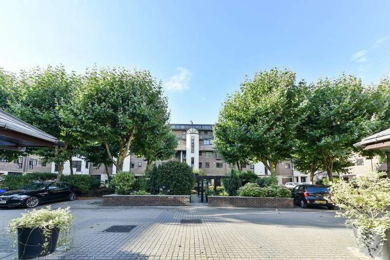 4 Bedrooms Flat for sale in Rope Street, London SE16