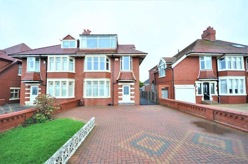 7 Bedrooms Semi Detached House for sale in Queens Promenade, Bispham, Blackpool, Lancashire, FY5 1PQ