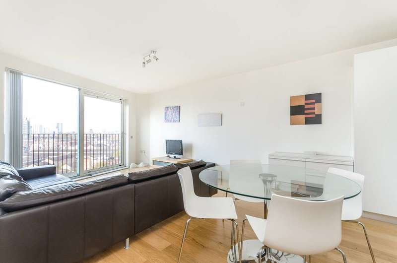 2 Bedrooms Flat for sale in Steedman Street, Elephant and Castle, SE17