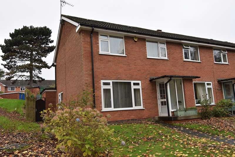 3 Bedrooms End Of Terrace House for sale in Westholme Croft, Bournville, Birmingham, B30
