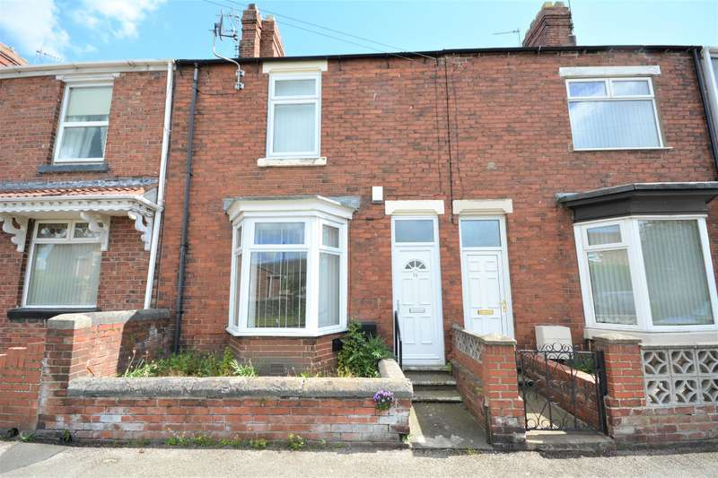 2 Bedrooms Terraced House for sale in Leazes Lane, St. Helen Auckland, Bishop Auckland, DL14 9DU