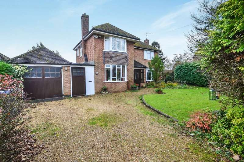 3 Bedrooms Detached House for sale in South Road, Clifton, Rugby