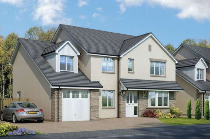 5 Bedrooms Detached House for sale in Polkemmet Road, Whitburn, Bathgate, EH47