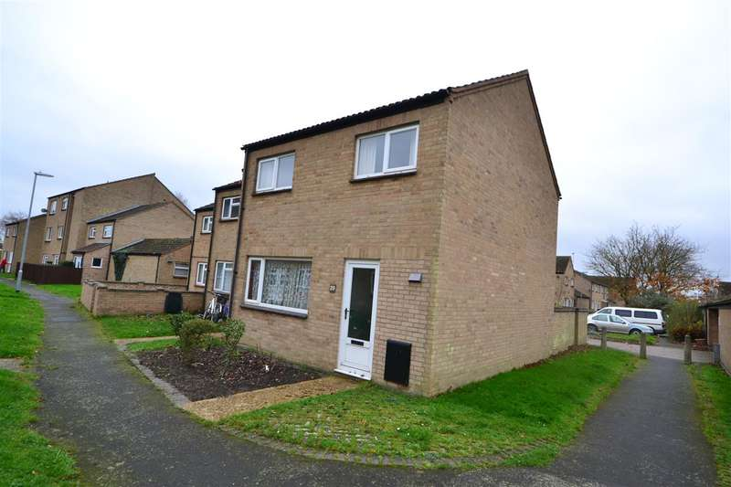 3 Bedrooms End Of Terrace House for sale in West Drive Gardens, Soham