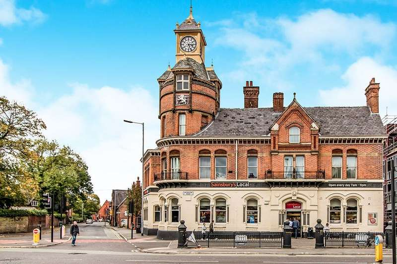 2 Bedrooms Flat for sale in Wilmslow Road, Withington , Manchester, M20