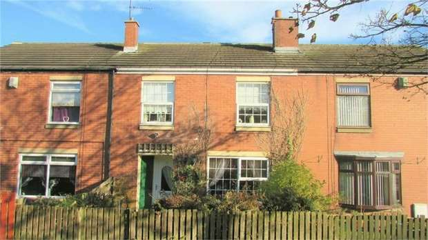 3 Bedrooms Terraced House for sale in Beachdale Close, Wingate, Durham