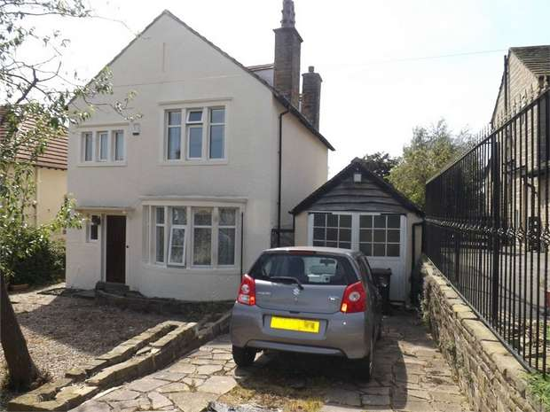 3 Bedrooms Detached House for sale in Highfield Lane, Keighley, West Yorkshire