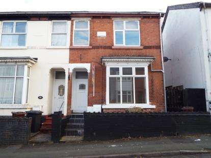 3 Bedrooms Semi Detached House for sale in Rayleigh Road, Wolverhampton, West Midlands
