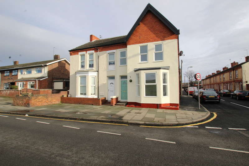 3 Bedrooms Semi Detached House for sale in Crosby Road South, Liverpool, L21
