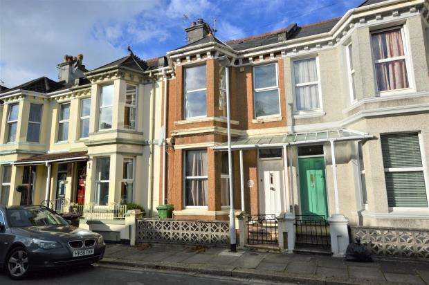 3 Bedrooms Terraced House for sale in Second Avenue, Stoke, Plymouth, Devon