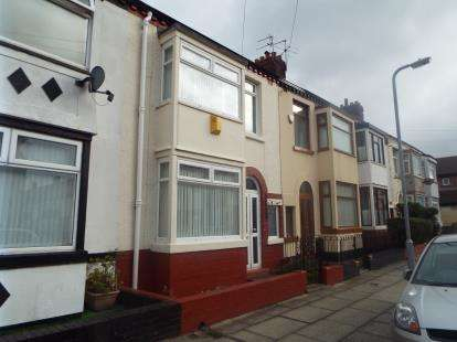 3 Bedrooms Terraced House for sale in California Road, Liverpool, Merseyside, England, L13