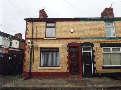 2 Bedrooms Terraced House for sale in Dominion Street, Liverpool, Merseyside, England, L6