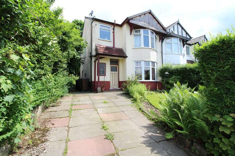 3 Bedrooms Semi Detached House for sale in Overbrook Drive, Prestwich