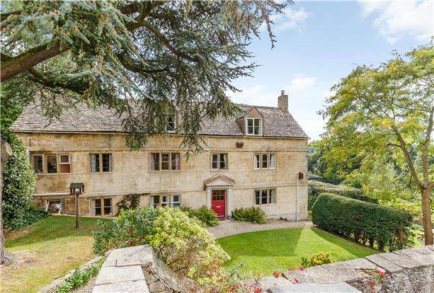 5 Bedrooms Property for sale in Randalls Green, Chalford Hill, STROUD, Gloucestershire, GL6 8EF