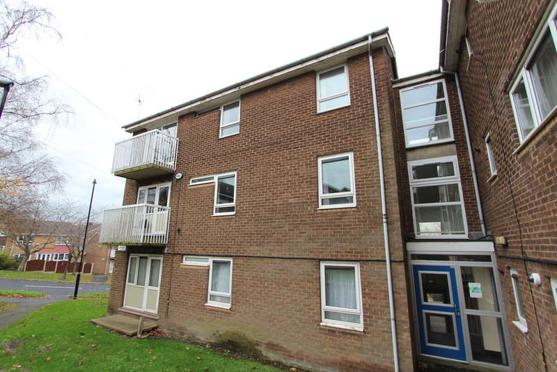 2 Bedrooms Flat for sale in Firshill Walk, Burngreave
