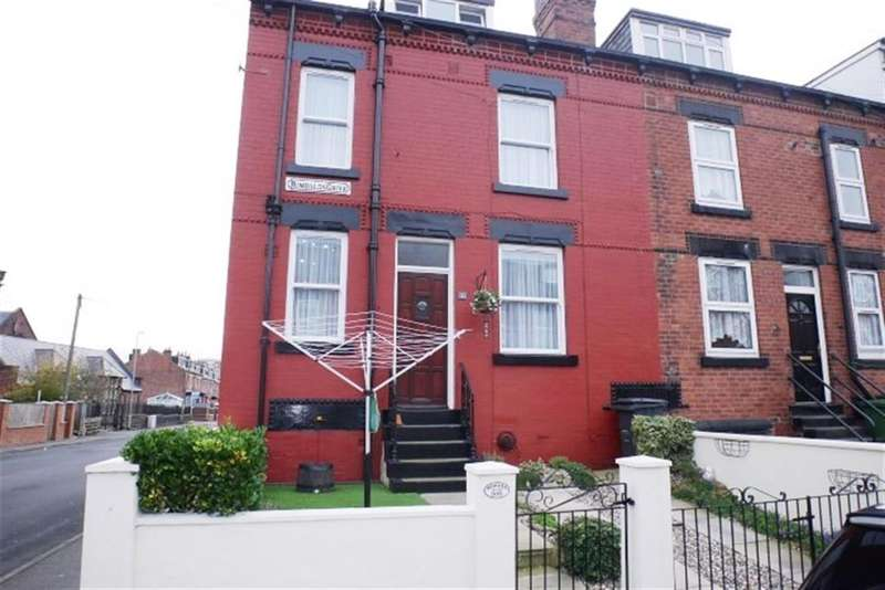 2 Bedrooms End Of Terrace House for sale in Rombald Grove, Armley, LS12
