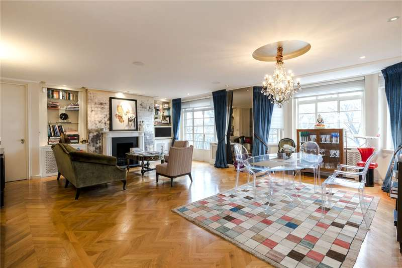 3 Bedrooms Flat for sale in Addisland Court, Holland Villas Road, London, W14
