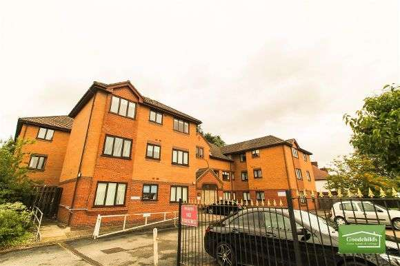 1 Bedroom Flat for sale in Rowan Croft, Price Street, Cannock