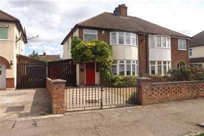 3 Bedrooms House for rent in Kempston