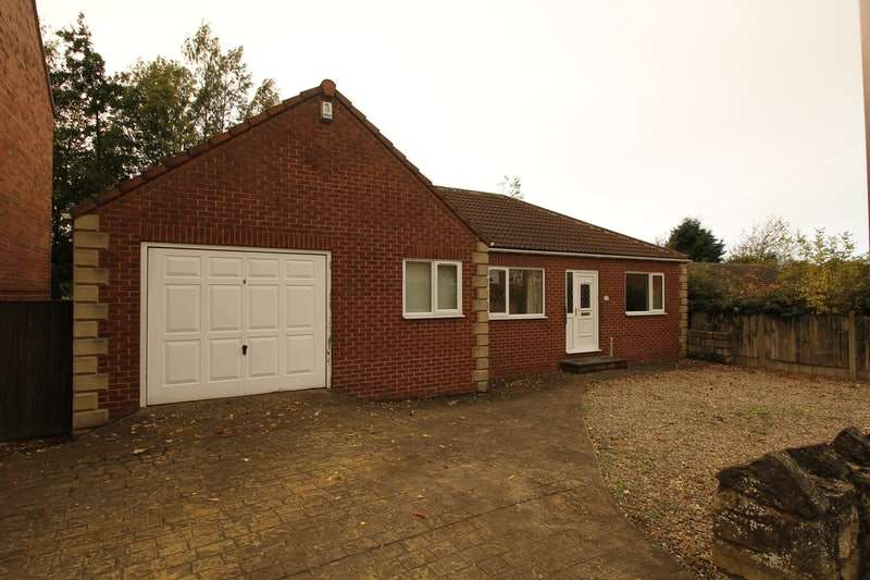 3 Bedrooms Bungalow for sale in Church Lane, Dinnington, South Yorkshire, S25