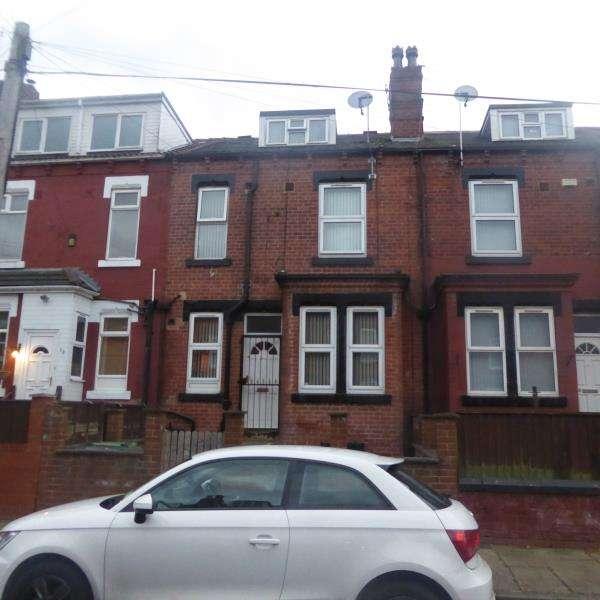 2 Bedrooms Terraced House for sale in Compton Crescent, Harehills, LS9