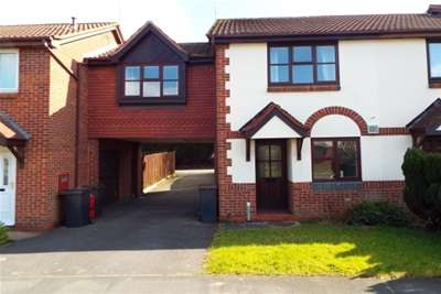3 Bedrooms Town House for rent in Victoria Close, Whitwick, LE67 5HW