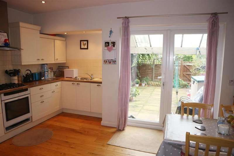 2 Bedrooms Terraced House for sale in Coverts Road, Claygate