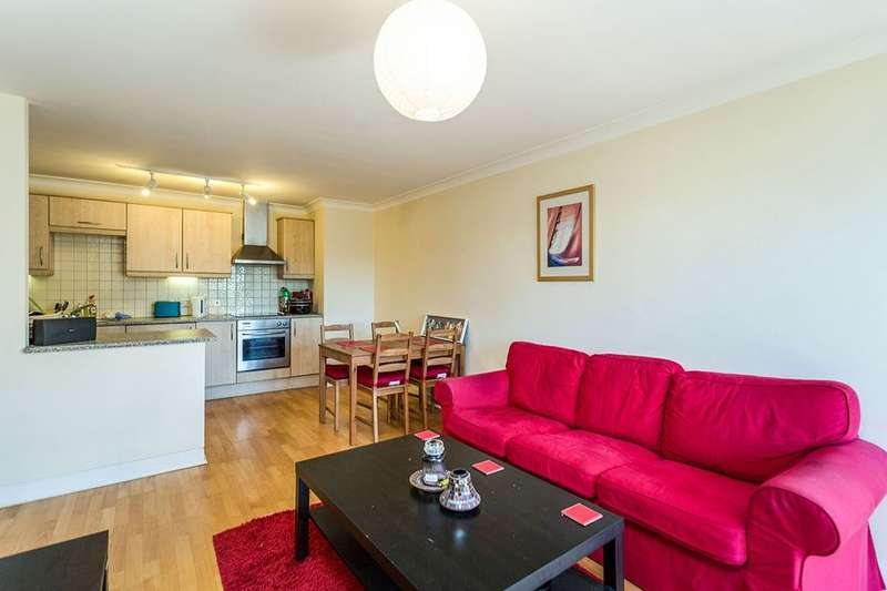 2 Bedrooms Flat for sale in Millsands, Sheffield, S3
