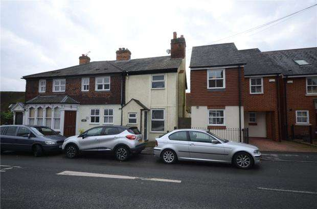 2 Bedrooms End Of Terrace House for sale in St. Leonards Road, Windsor, Berkshire