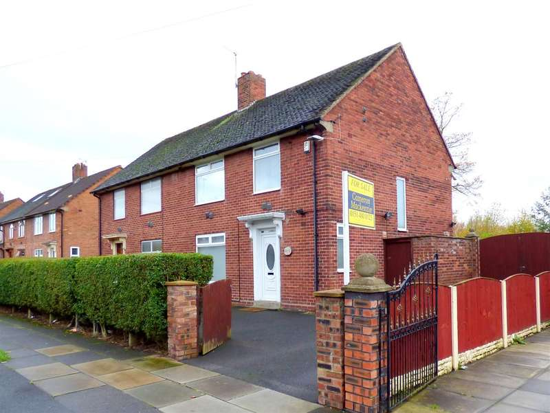 4 Bedrooms Semi Detached House for sale in Knowsley Lane, Huyton, Liverpool