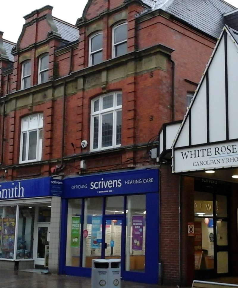 Commercial Property for sale in High Street, Rhyl, Clwyd, LL18 1EN