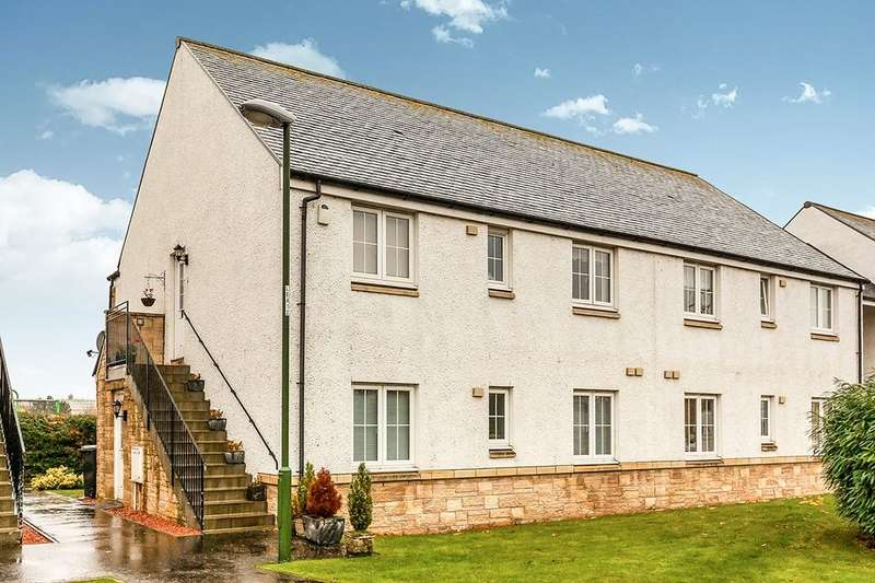 2 Bedrooms Flat for sale in Lodeneia Park, Dalkeith, EH22