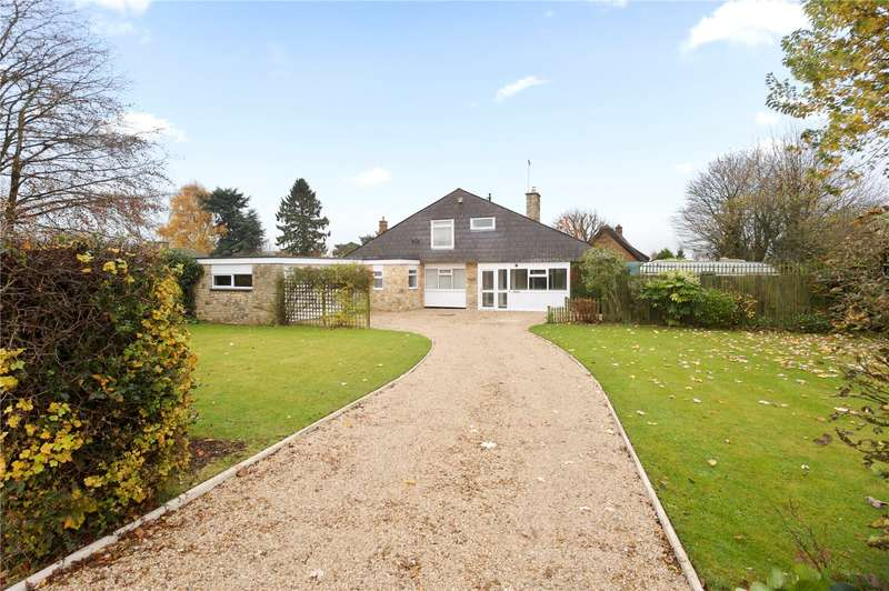 4 Bedrooms Detached House for sale in Kings Stile, Middleton Cheney, Banbury, Northamptonshire, OX17