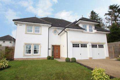 5 Bedrooms Detached House for sale in Picketlaw Farm Road, Carmunnock, Glasgow