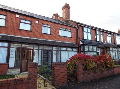 3 Bedrooms Terraced House for sale in Park Road South, Newton-Le-Willows, Merseyside