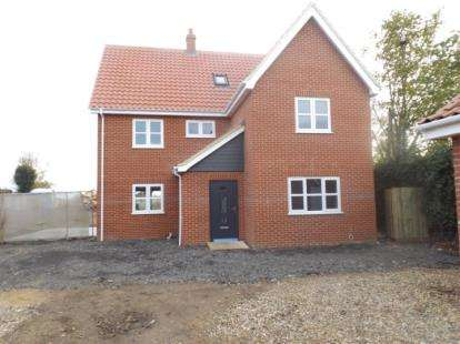 5 Bedrooms Detached House for sale in Chapel Street, Rockland St. Peter, Attleborough