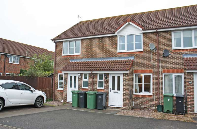 2 Bedrooms Terraced House for sale in Samor Way, Didcot