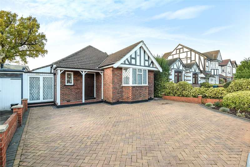 2 Bedrooms Detached Bungalow for sale in Hillview Road, Hatch End, Middlesex, HA5