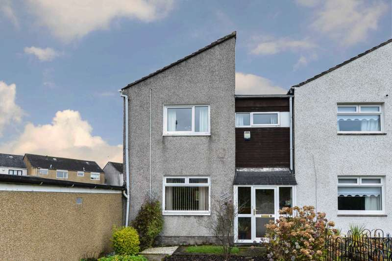3 Bedrooms End Of Terrace House for sale in Ness Avenue, Johnstone