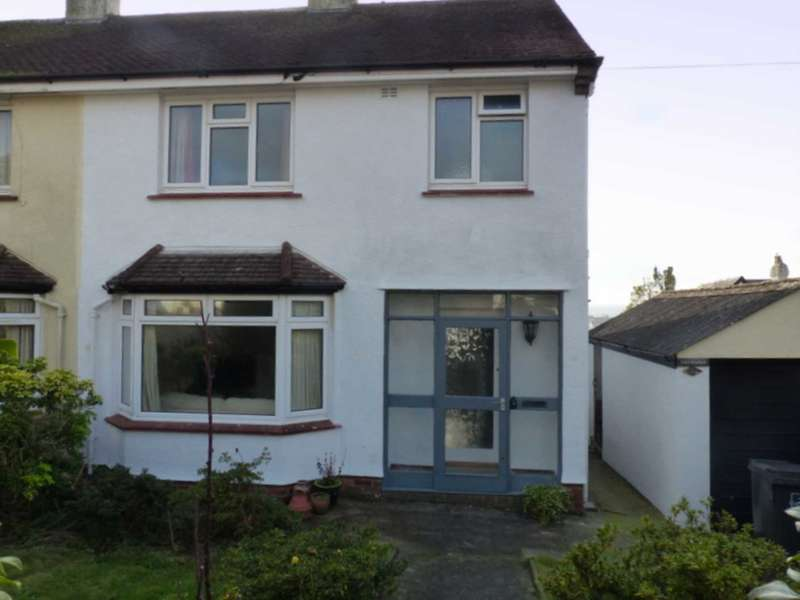 3 Bedrooms Semi Detached House for sale in Green Close, Kingsbridge