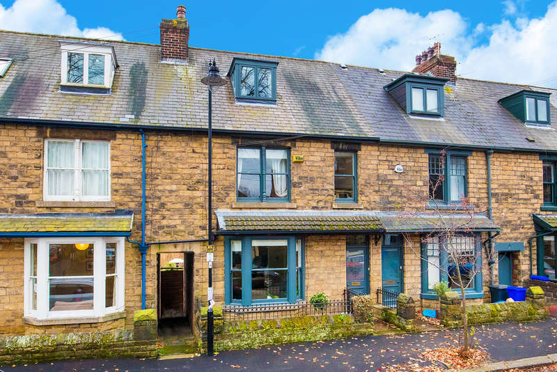 5 Bedrooms Terraced House for sale in 28 Edgebrook Road, Nether Edge, S7 1SG