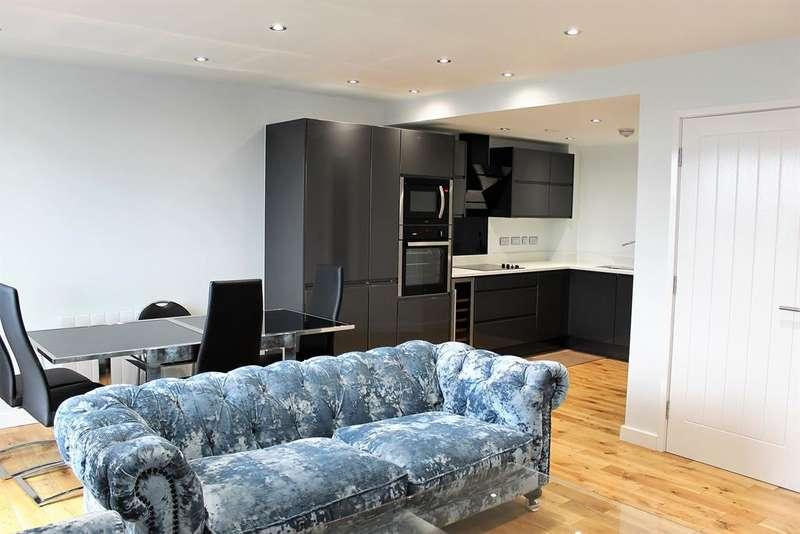 2 Bedrooms Penthouse Flat for rent in New York Road, Leeds, LS2 7QW