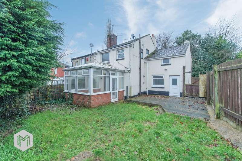 4 Bedrooms Terraced House for sale in Manchester Old Road, Bury, BL9