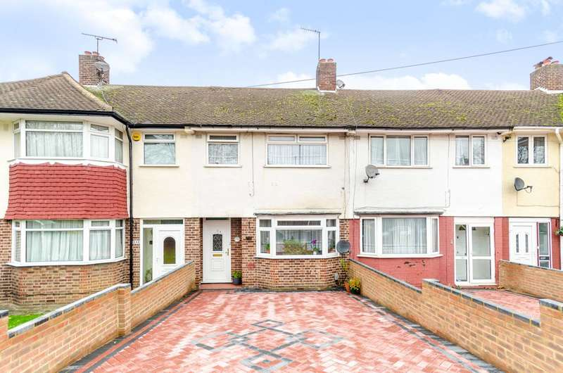 3 Bedrooms House for sale in Whitefoot Lane, Bromley, BR1