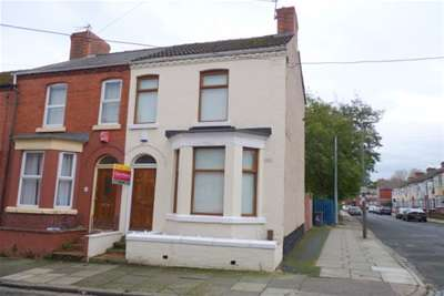 2 Bedrooms End Of Terrace House for rent in Mossley Road, Tranmere