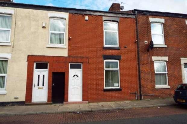 2 Bedrooms Terraced House for sale in Geoffrey Street, Preston, PR1